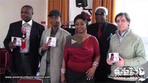 Vidéo : Conférence de presse Nouvel album Désoléeee de Faya Tess