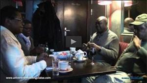 Vidéo : Présentation du livre de Faugus Izeidi sur le plateau d'Africa N°1
