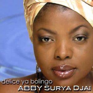 Abby Surya - album Delice Ya Bolingo
