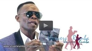 Interview : la conférence de presse de Seskain Molenga pour son nouvel album EMPIRE BAKUBA LEGENDE sur Univers Rumba Congolaise