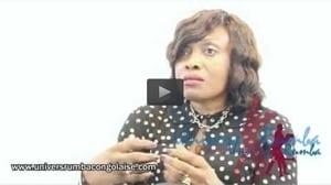 Interview d'Odito Reille sur le plateau d'Univers Rumba Congolaise