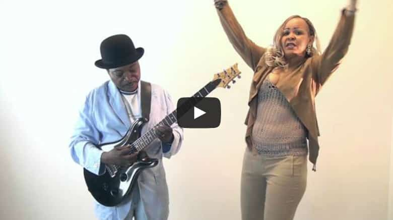 Vidéo : Clip « We love you Mandela » de Dally Kimoko avec Yondo Sister