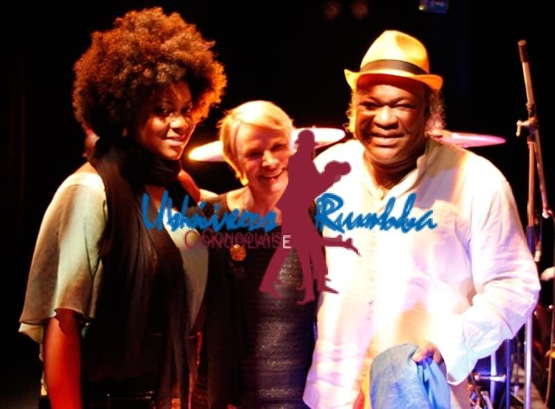 MJ 30 et Barly Baruti - Copyright Univers Rumba Congolaise