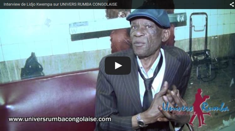 Vidéo : Interview de Lidjo Kwempa