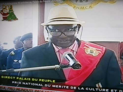 RDC : La remise des médailles du «Prix National de Mérite de la Culture et des Arts » fait des mécontents dans la diaspora
