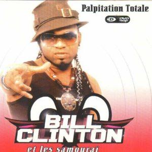 Bill Clinton Kalonji - Album Palpitation Totale
