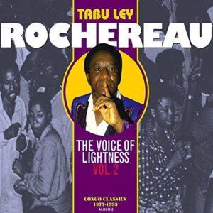 Tabu Ley Rochereau - The Voice of Lightness, Vol. 2- Congo Classics (1977-1993) Album2