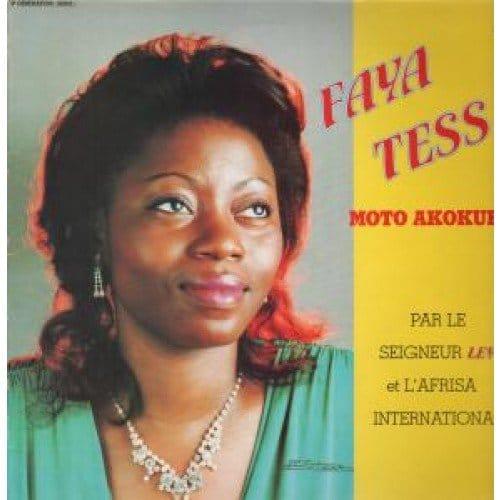 Faya Tess et Tabu Ley - Moto akokufa
