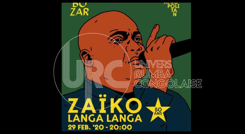 ZAIKO LANGA LANGA : Concert au Palais des Beaux-Arts de Bruxelles